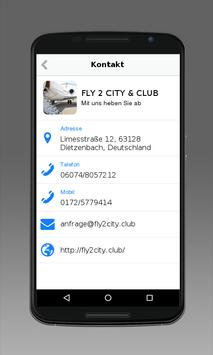 fly2city screenshot 3