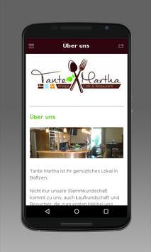 Gasthaus Tante Martha apk screenshot