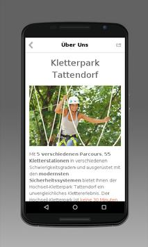 Kletterpark Tattendorf screenshot 2