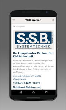 S.-S.B. Systemtechnik poster