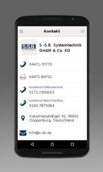 S.-S.B. Systemtechnik apk screenshot