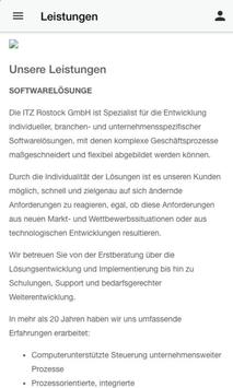ITZ Rostock screenshot 2