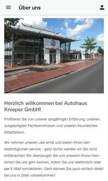 Autohaus Knieper GmbH screenshot 1