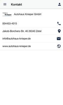 Autohaus Knieper GmbH screenshot 2