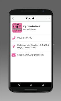 DJ Ostfriesland apk screenshot