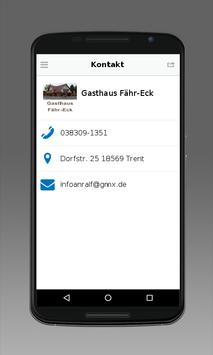 Gasthaus Fähr-Eck apk screenshot