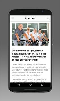 Physiomed Bremen apk screenshot