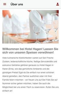 Hotel Hagen screenshot 1