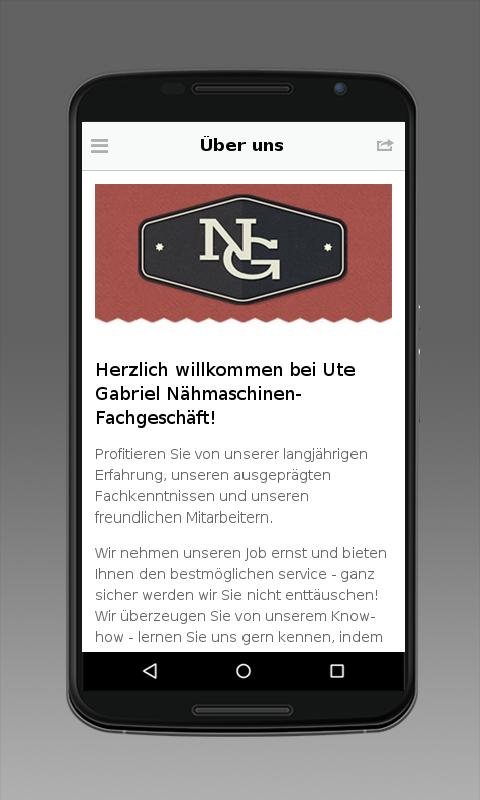 Nähmaschinen Gabriel For Android Apk Download