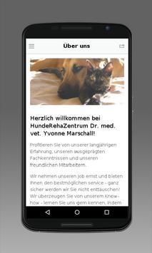 HundeRehaZentrum apk screenshot