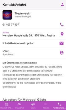 Wiener Metropol screenshot 3
