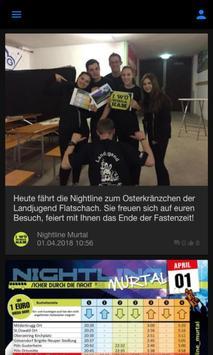 Nightline Murtal screenshot 1