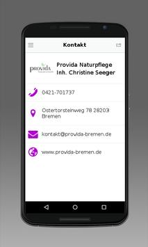 Provida Naturkosmetik apk screenshot