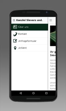 Kanzlei Sievers und Brandyk apk screenshot