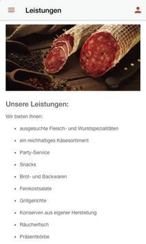 Fleischerei Ilschner screenshot 2
