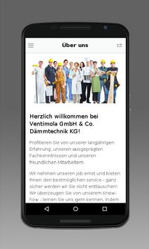 Ventimola GmbH & Co. apk screenshot