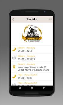 Bäckerei Nusselt GmbH apk screenshot