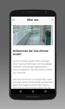 Glas Athmer GmbH apk screenshot