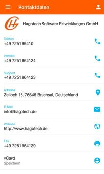 Hagotech GmbH apk screenshot