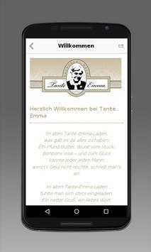 Spieker-Wübbel /Tante Emma apk screenshot