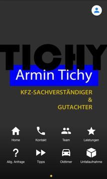 Armin Tichy poster