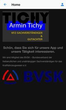 Armin Tichy apk screenshot