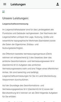 Vermessungsbüro Hansch Bernau screenshot 2