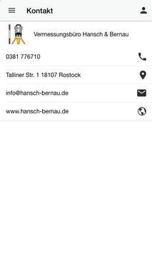 Vermessungsbüro Hansch Bernau screenshot 3
