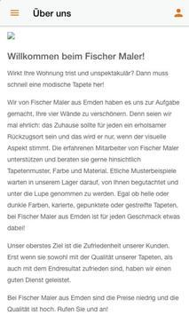Fischer Maler screenshot 1