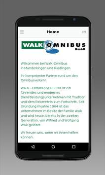 Walk Omnibus GmbH poster