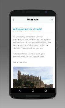 Reisebüro Eine apk screenshot
