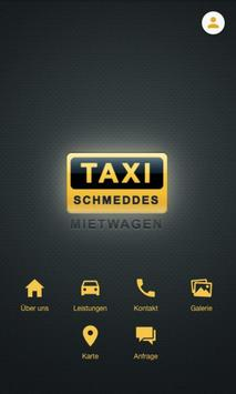 Taxi Schmeddes poster