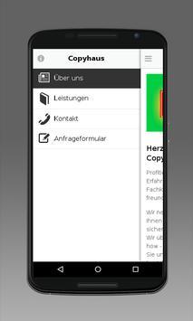 Copyhaus apk screenshot