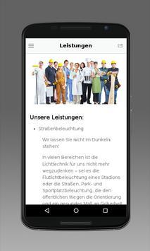 Tesche Elektroanlagen GmbH apk screenshot