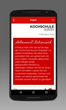 Kochschule Wurzen screenshot 2