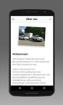 Fahrschule Marion Breustedt apk screenshot