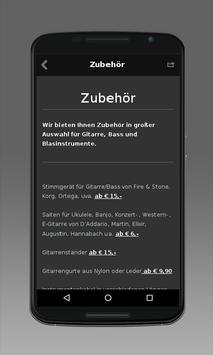 Musikhaus Hartmann screenshot 2