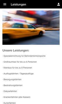 Taxiruf Manou screenshot 2