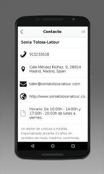 Sonia Tolosa-Latour 스크린샷 2