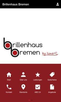 Brillenhaus Bremen poster