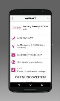 Society Beauty & Nails Studio screenshot 4
