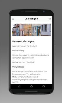 MANZ Immobilien apk screenshot