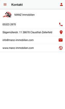 MANZ Immobilien screenshot 3