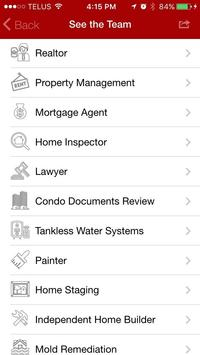Calgary Real Estate Team apk screenshot