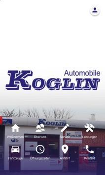 Automobile Koglin poster