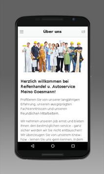 Goesmann Reifen u. Autoservice apk screenshot