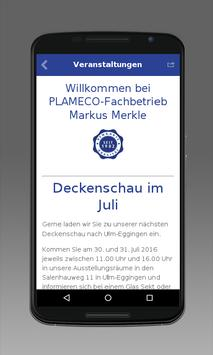 Plameco Merkle apk screenshot