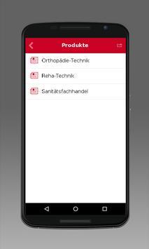 Sanitätshaus Koschade apk screenshot