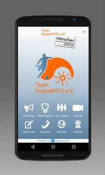 Team DoppelPASS e.V. poster