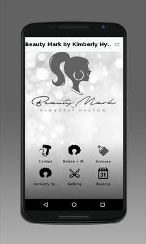 Beauty Mark by Kimberly Hylton poster